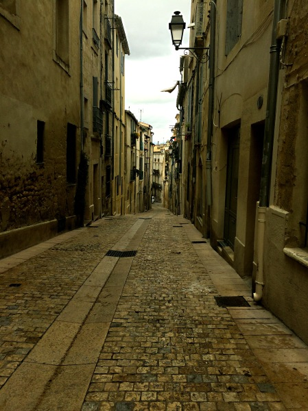 Montpellier alley