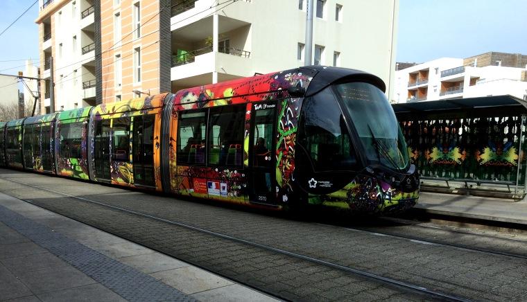 MontpellierTram
