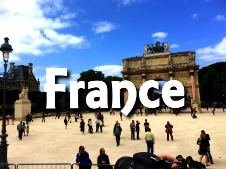 Destination: France