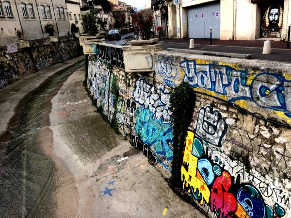Montpellier Graffiti and street art