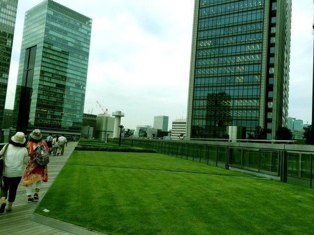 KITTE Garden Roof Tokyo
