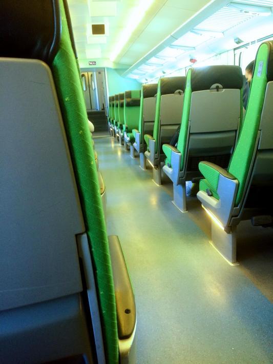 Train vr finland