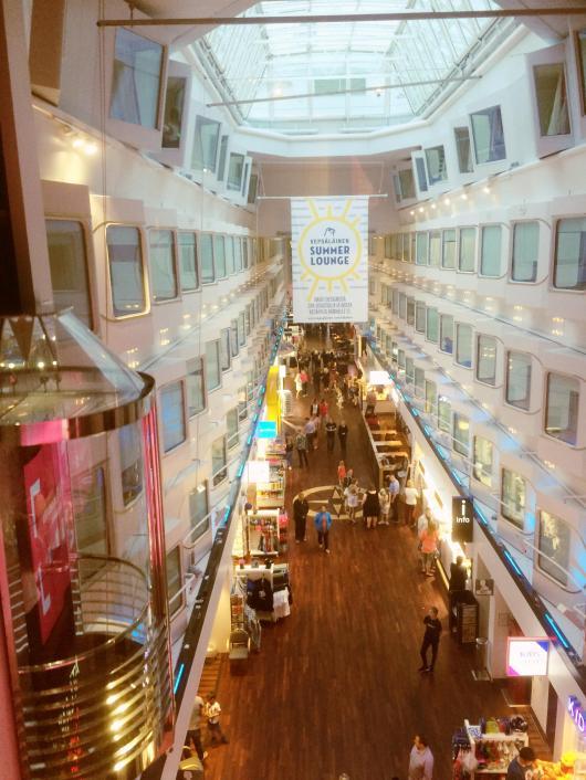 Silja line ship