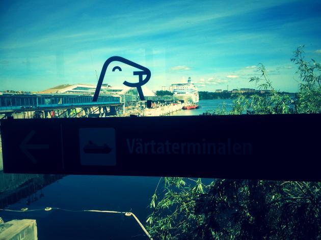 Silja Line terminal