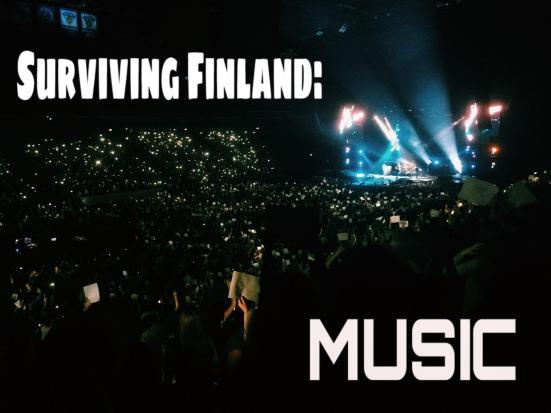 Surviving finland heavy metal music