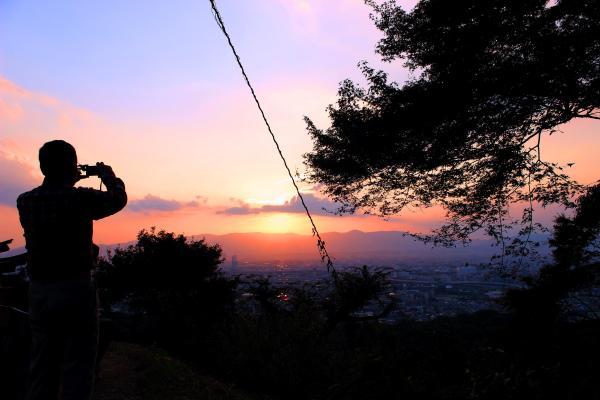 kyoto_sunset