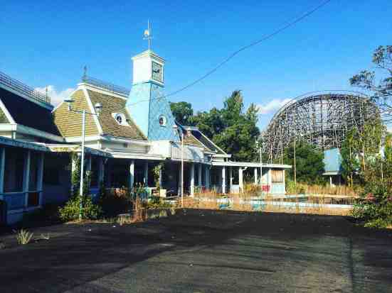 Japanese Abandoned Amusement Park