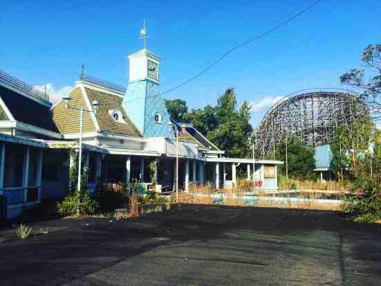 Japanese Abandoned Amusement Park
