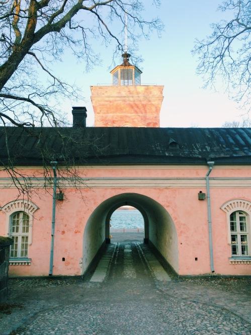 Travel Destination: Suomenlinna, Helsinki, Finland