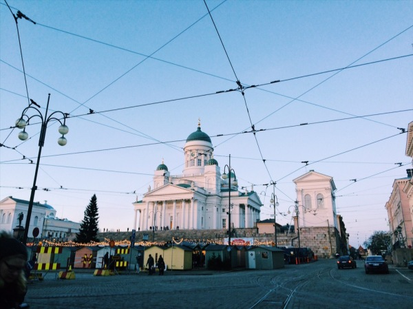 Travel Year 2016 Helsinki