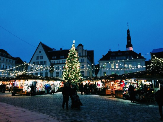 Tallinn's Christmas Market