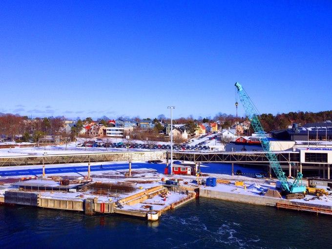 Travel Diary: Stockholm, Mariehamn
