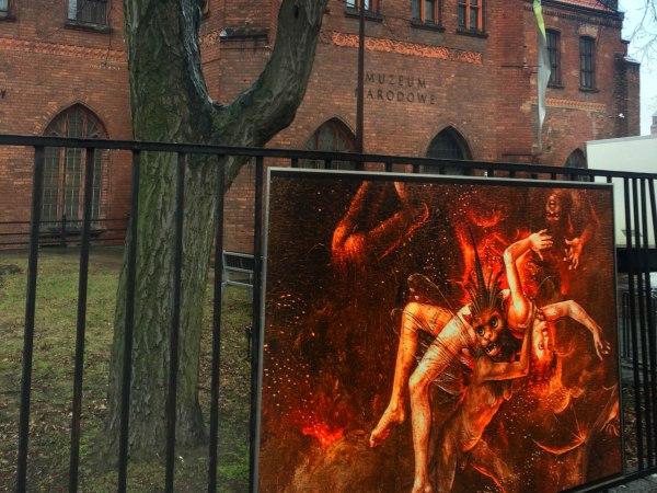 museum art Gdansk