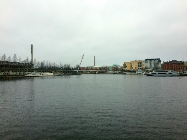 Tampere bridge