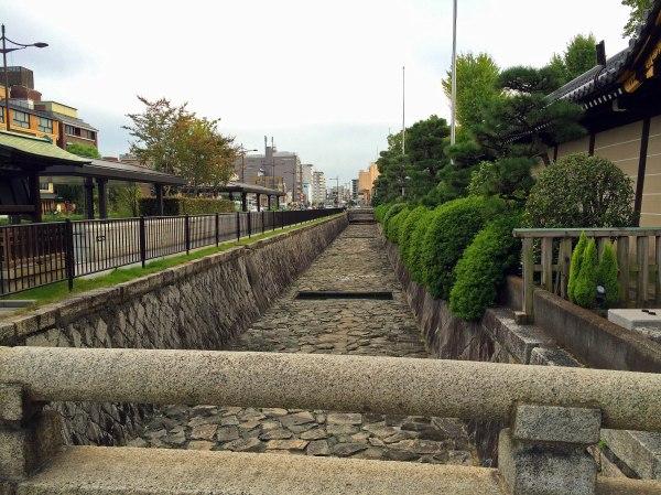 Honganji temple kyoto