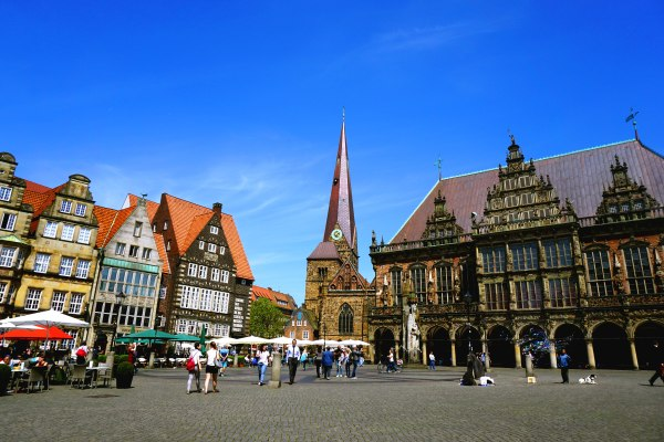 Travel Blog: Bremen