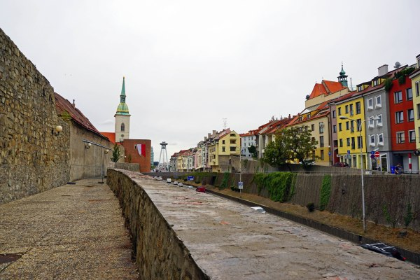 Travel blog: Bratislava as solo female