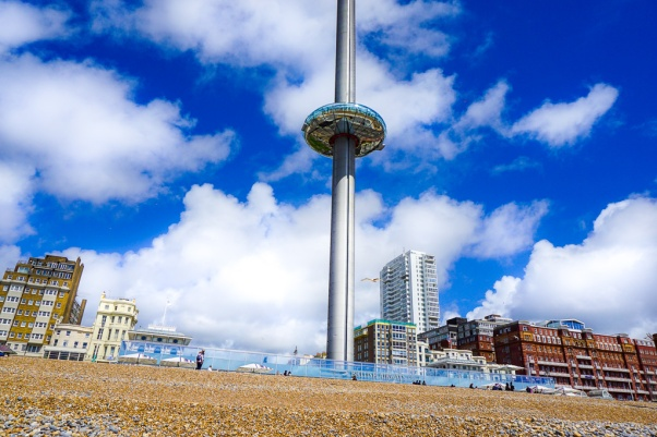 observation tower Brighton