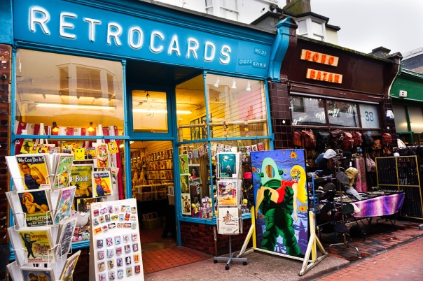 shops in Brighton