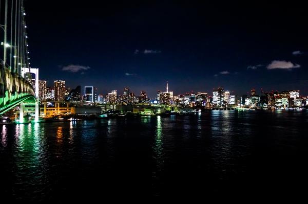 Tokyo nightlife itinerary