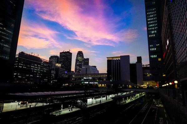 Tokyo Itinerary - Shinjuku